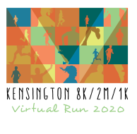 Kensington 8K Virtual Run
