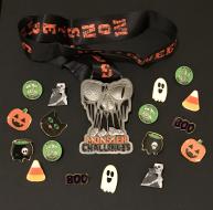 Halloween Edition Monster 50/Little Monster 25 Mile Challenge