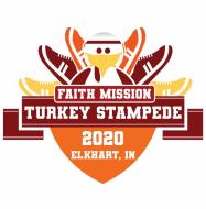 2020 Turkey Stampede  5K Run/Walk or 1 Mile