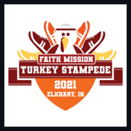 2021 Turkey Stampede 10K, 5K Run/Walk or 1 Mile Walk