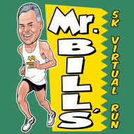 Mr. Bill's 5K Virtual Run/Walk