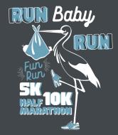 VIRTUAL Run Baby Run Fun Run/ 5K/ 10K/ Half Marathon benefiting the PTRC