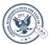 The Capitol Nutrition Pets For Vets 5K