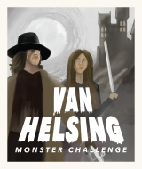 Van Helsing Monster Fitness Challenge
