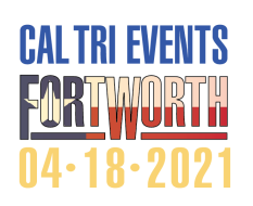 2021 Cal Tri Fort Worth -  4.18.2021