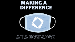 """Making a Difference at a Distance"" Virtual 5k Race"