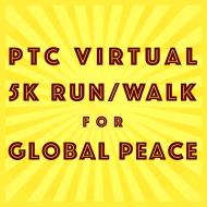 PTC  Virtual 5K Run/Walk for Global Peace