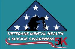 Veterans Mental Health And Suicide Awareness Virtual 5K Run & Walk