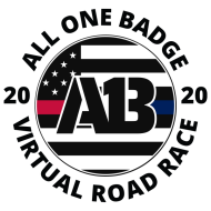All One Badge Virtual Race
