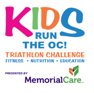 Kids Run The OC Triathlon Challenge presented by MemorialCare