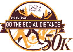 PenMet Parks Go the Social Distance 50K