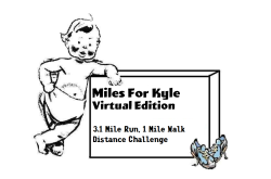 Virtual Miles for Kyle