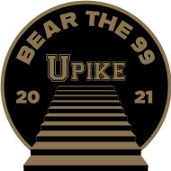 "2021 UPIKE ""Bear the 99"" 5K"