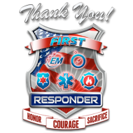 Just Do It For The First Responders 5K, 10K, & Half