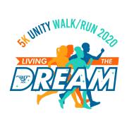 Living The Dream 5K Unity Walk/Run (Virtual)