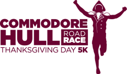 Commodore Hull Thanksgiving Day 5k Virtual Road Race