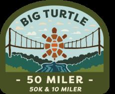 Big Turtle 50 Miler - 50K - 10 Miler