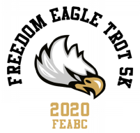 Freedom Eagles Athletic Booster Club Thanksgiving Virtual  5K Eagle Trot