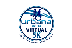 Help the Urbana Band March On! Virtual 5K Run/Walk