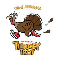 23rd Annual Scheels Turkey Trot