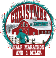 Christmas in Kentucky Half Marathon & 4 Miler