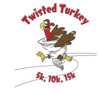 Twisted Turkey 5K, 10K, 15K