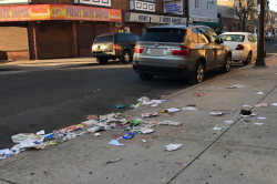 Point Breeze Runners Support: Clean Point Breeze Streets
