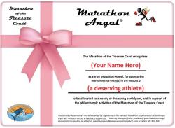 Marathon Angel