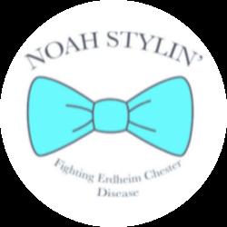 NoahStylin' fighting Erdheim-Chester Disease