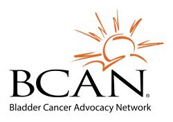 North Carolina Triangle Chapter Bladder Cancer Advocacy Network