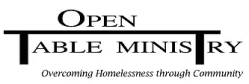 Open Table Ministry