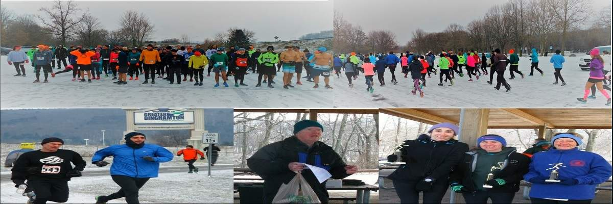 Tom Hamlin January Freeze 10K Series Banner Image