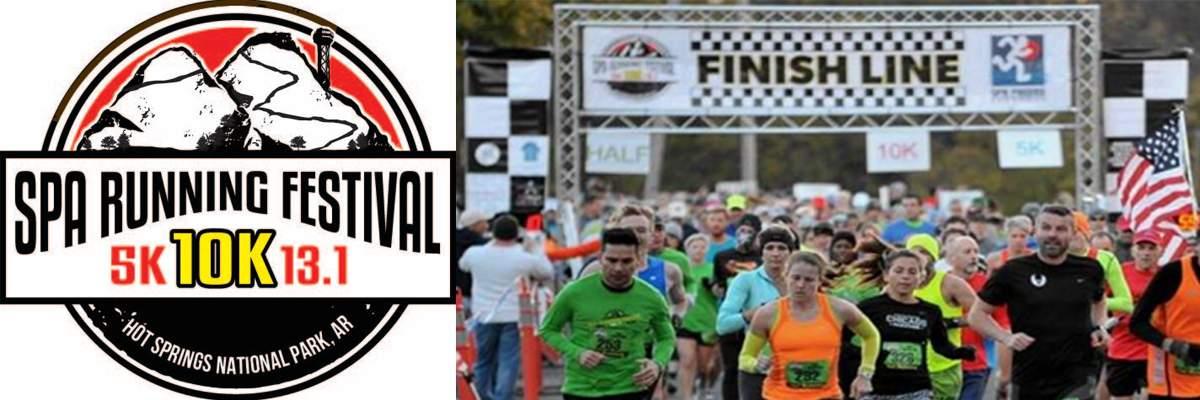 Spa Running Festival Training Clinic Banner Image