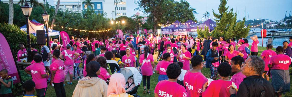Interesting Breast cancer walk nashua