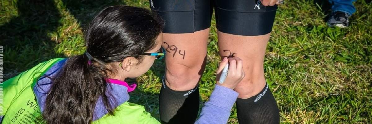 Smithfield Sprint Triathlon Banner Image