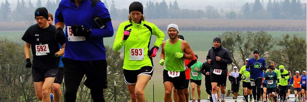 51st Annual Zena Road Runs Banner Image
