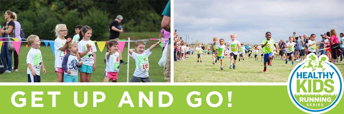 Healthy Kids Running Series Spring 2019 - Middletown, DE Banner Image
