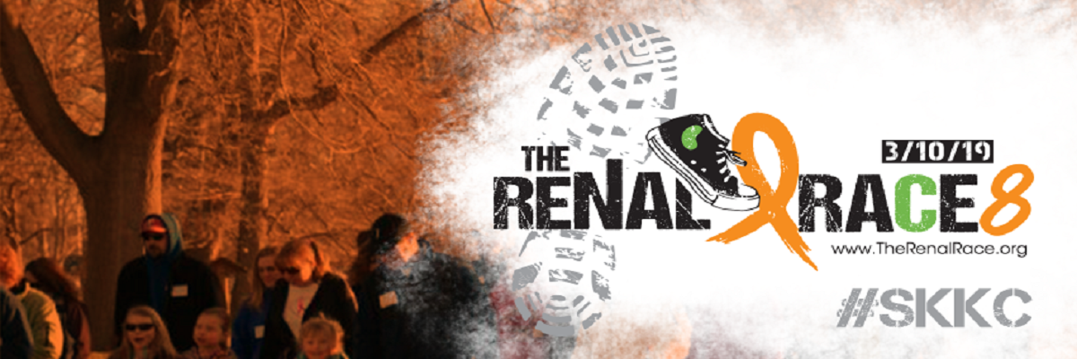 The Renal Race 8 Banner Image