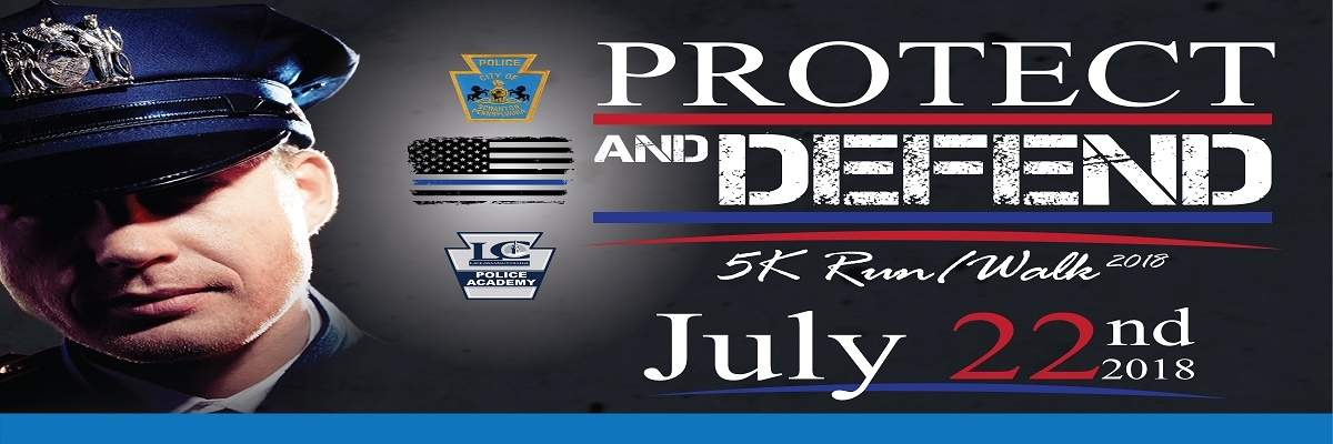 Ptlm. John J Wilding Protect and Defend 5K Banner Image