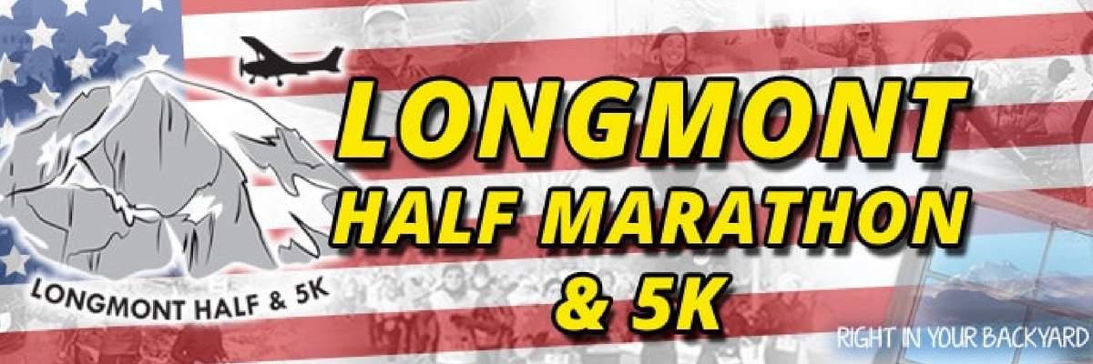 Longmont Half & 5k (LM Half) Banner Image