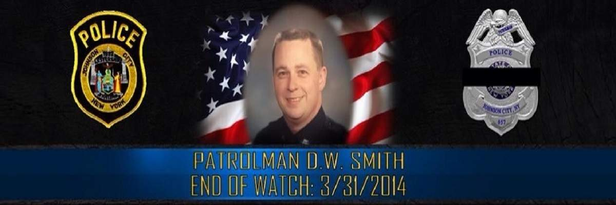 "4th Annual Officer David ""DW"" Smith Jr. Remembrance 5K Run/Walk Banner Image"