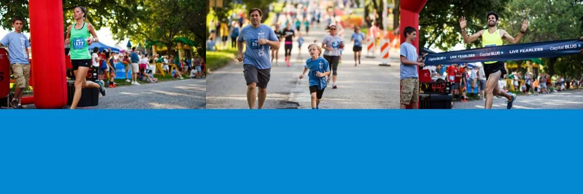 Harrisburg Mile Banner Image
