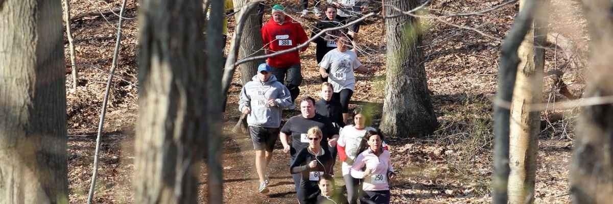Doug Wood 5K Trail Run  Banner Image