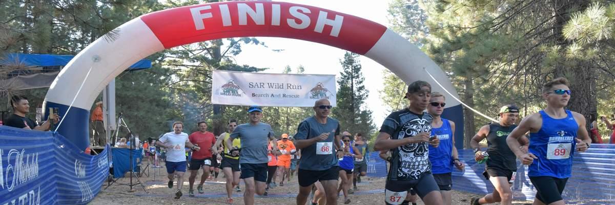 SAR Wild Run Banner Image