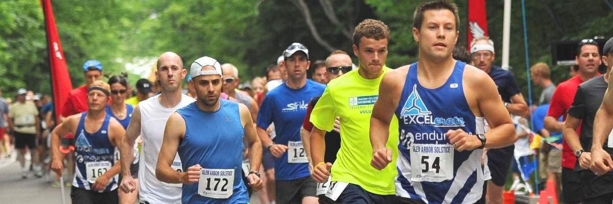 Glen Arbor Solstice Half Marathon & 5K Banner Image