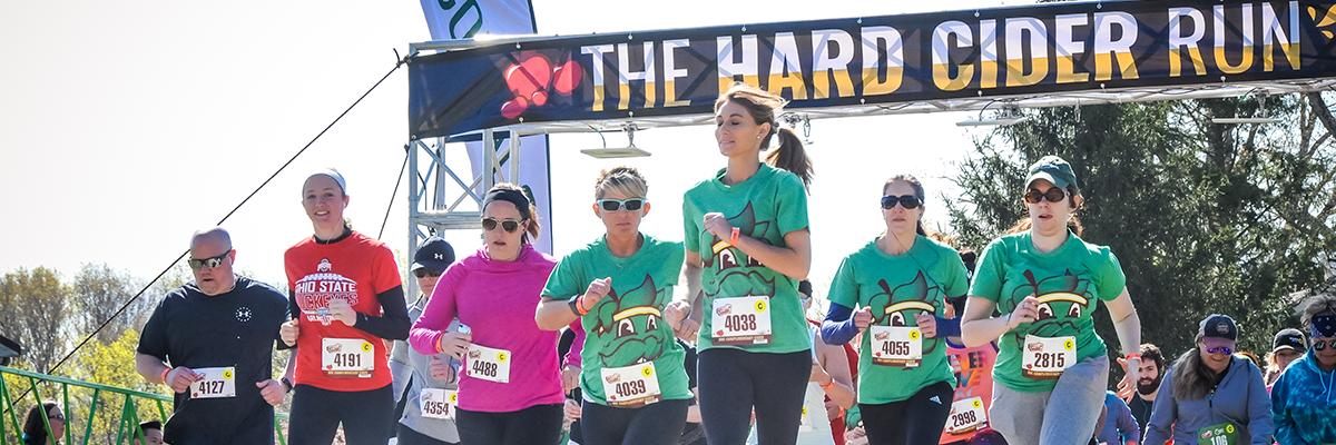 The Hard Cider Run: New York Banner Image