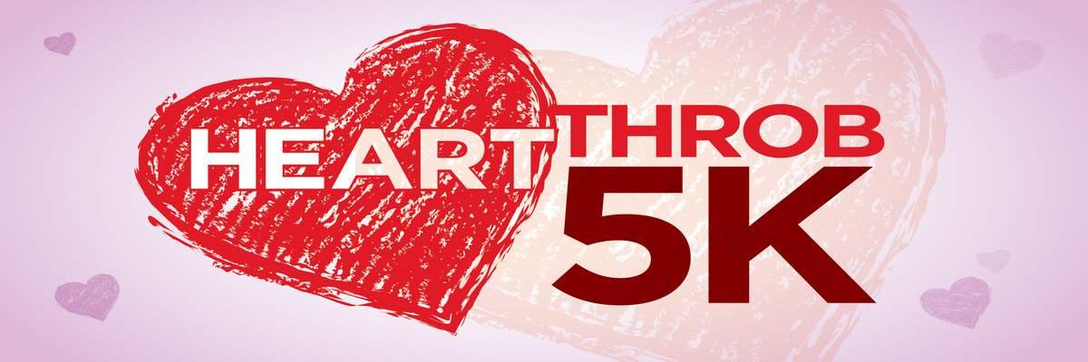 Heart Throb 5k Banner Image