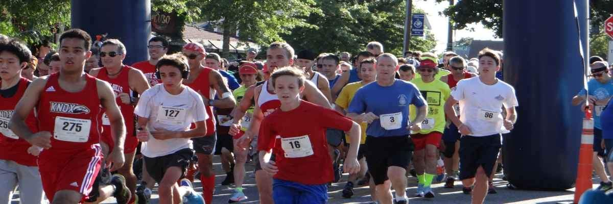 The Smithtown Running of the Bull 5K Banner Image