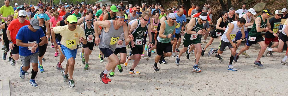 42nd Annual Woods and Lakes Run Banner Image