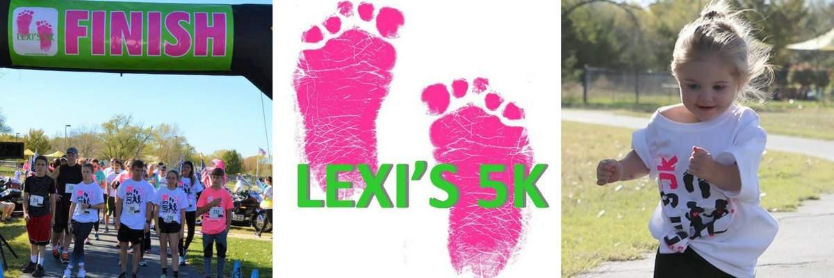 Lexi's 5K Banner Image